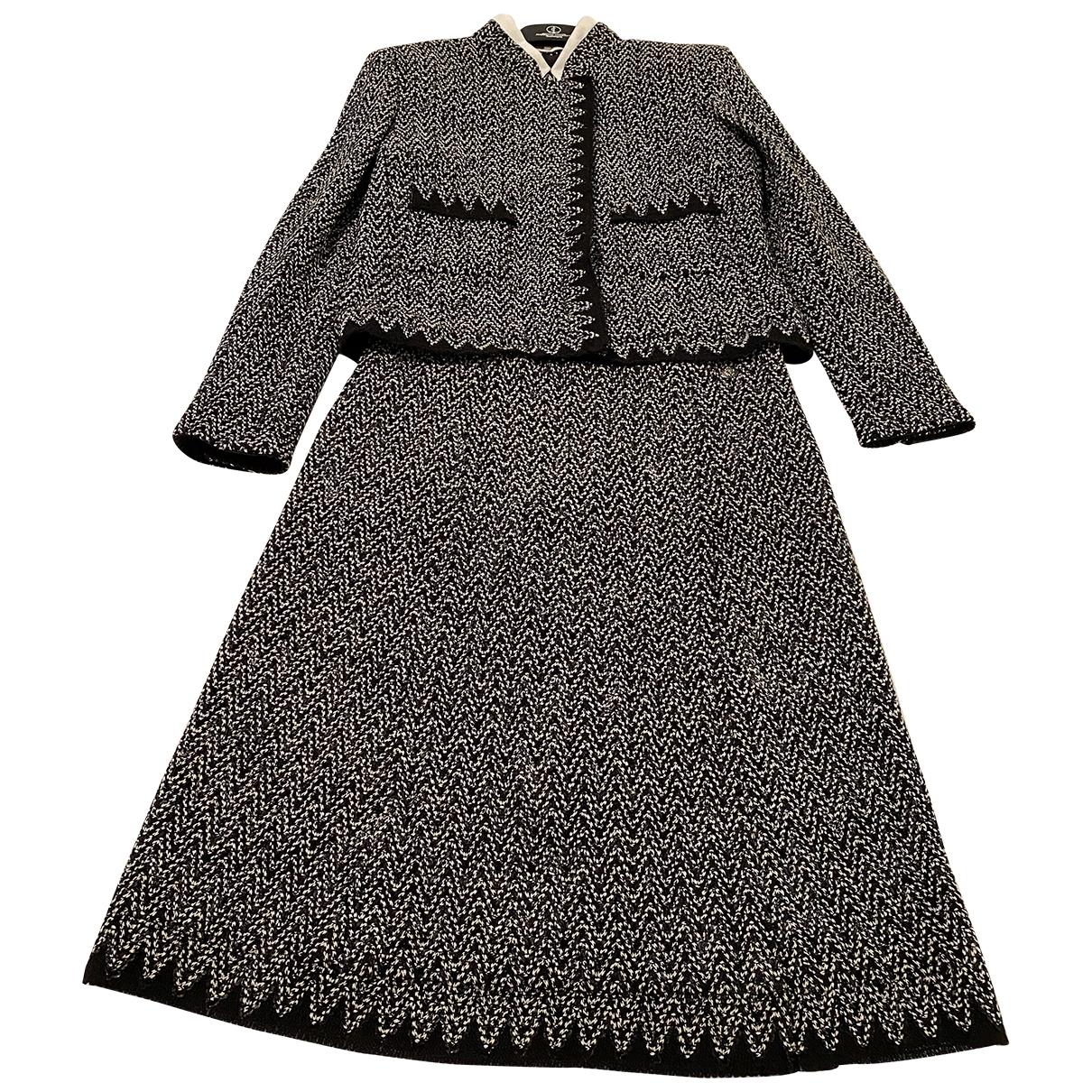 Chanel \N Rocke in Wolle