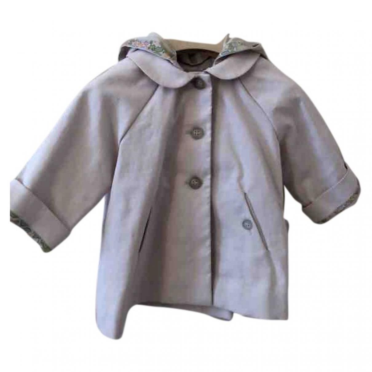 Bonpoint \N Pink Cotton jacket & coat for Kids 12 months - up to 74cm FR
