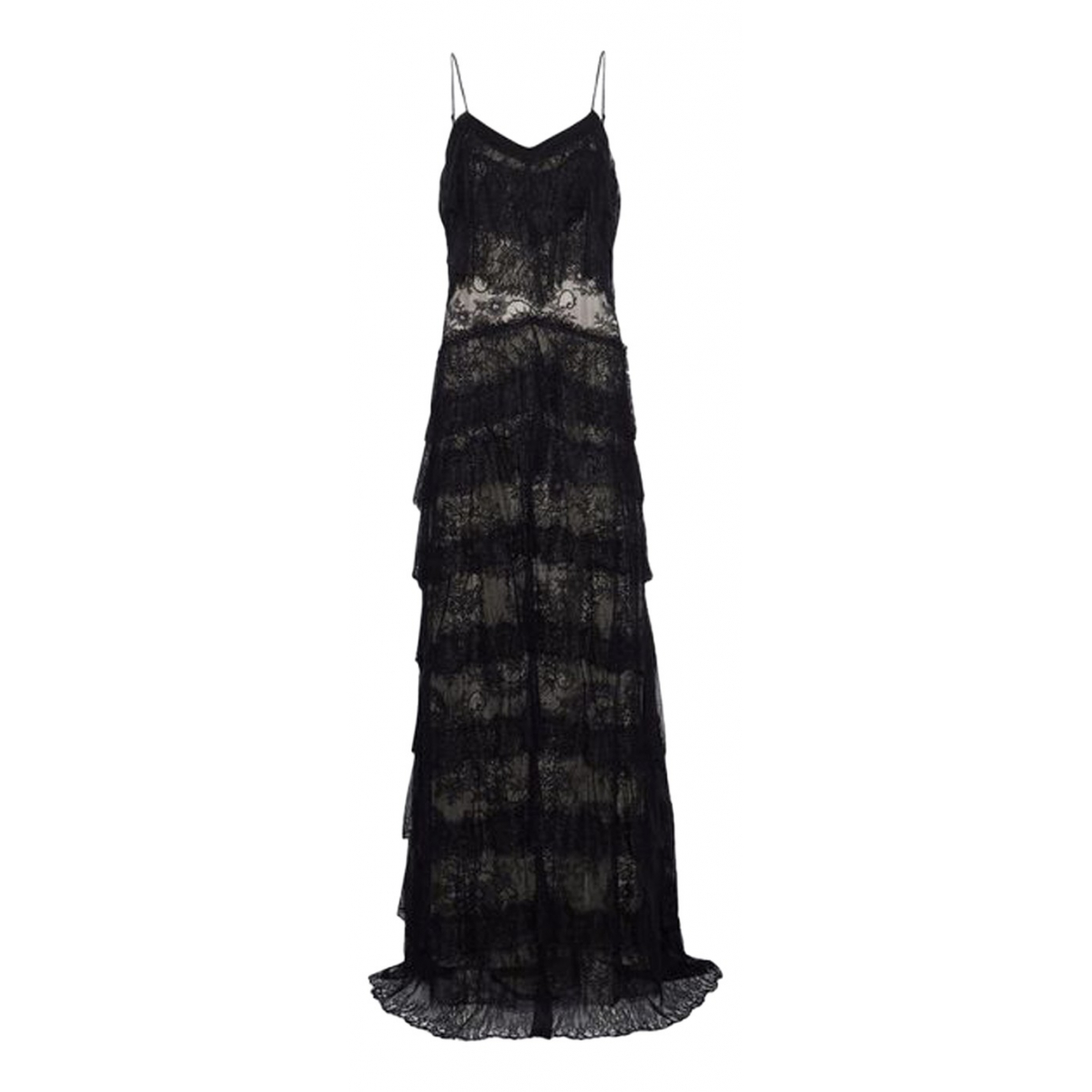 Haute Hippie \N Black Lace dress for Women 4 US