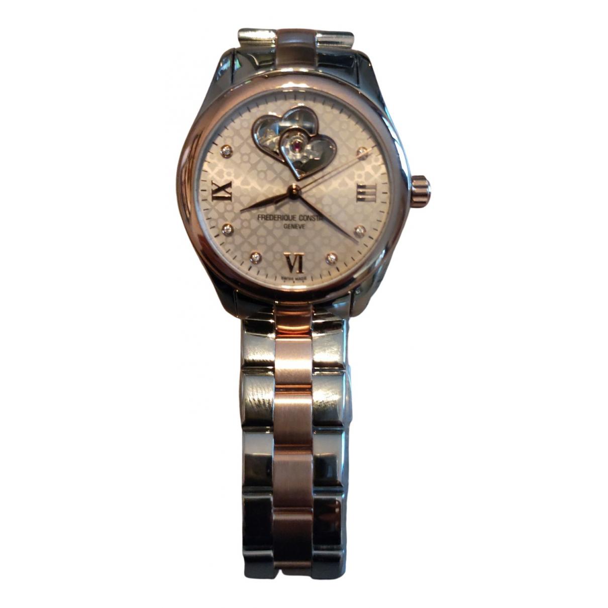Relojes Classic Heart Beat Frederique Constant