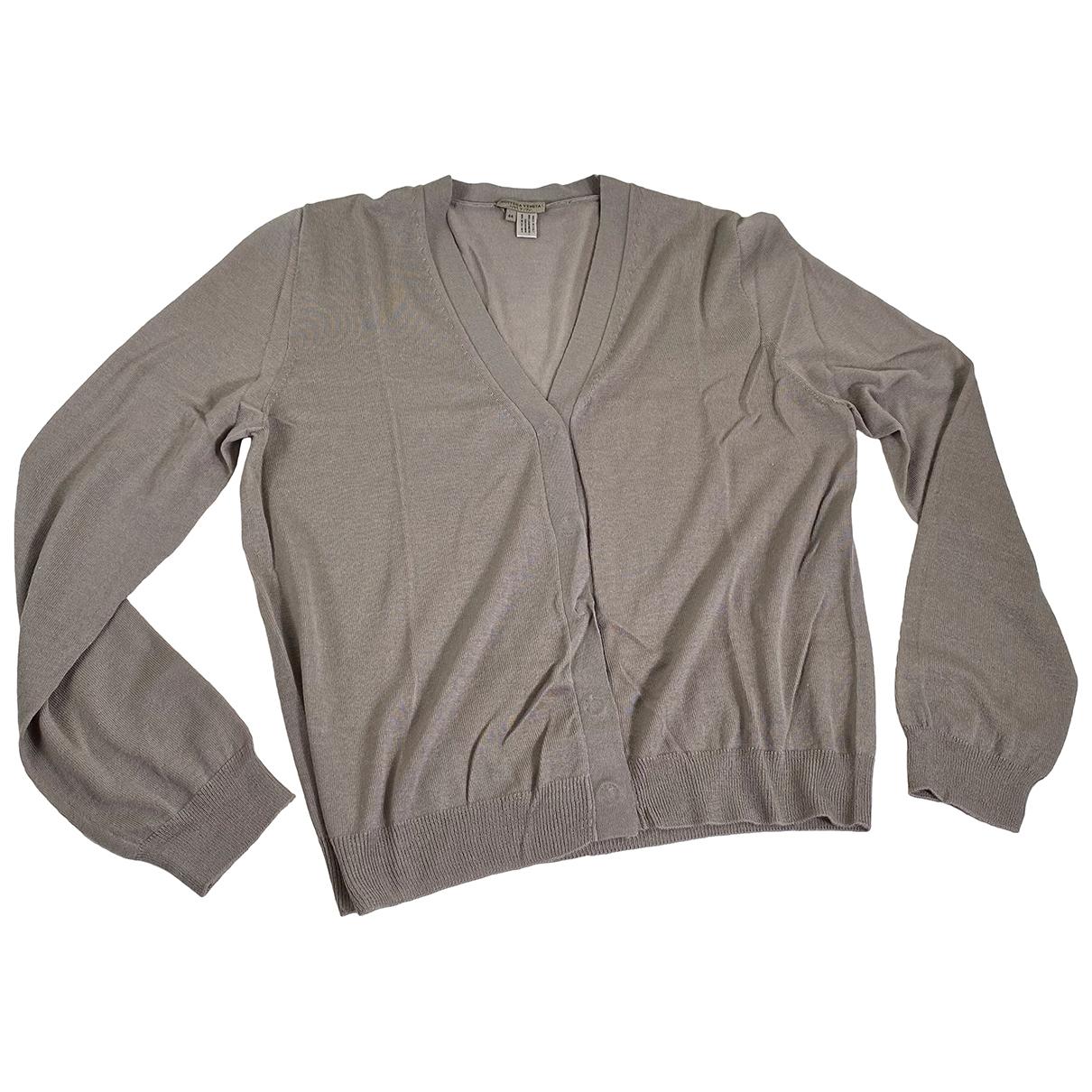 Bottega Veneta - Pull   pour femme en cachemire - beige