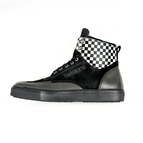 Helstons Utah Zapatos Motorista Negro 39