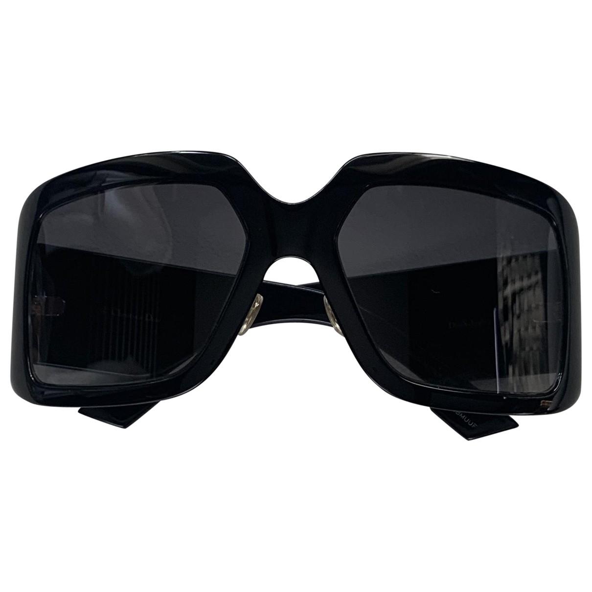 Dior \N Sonnenbrillen in  Schwarz Kunststoff