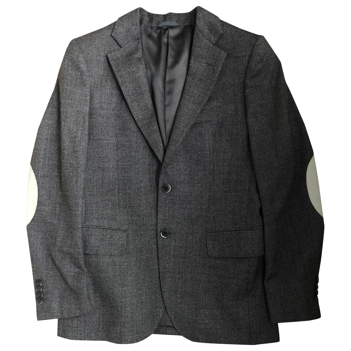 Lardini \N Brown Wool jacket  for Men 46 IT