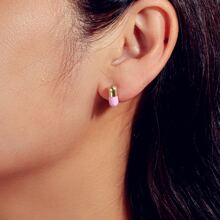 Capsule Design Mismatched Stud Earrings