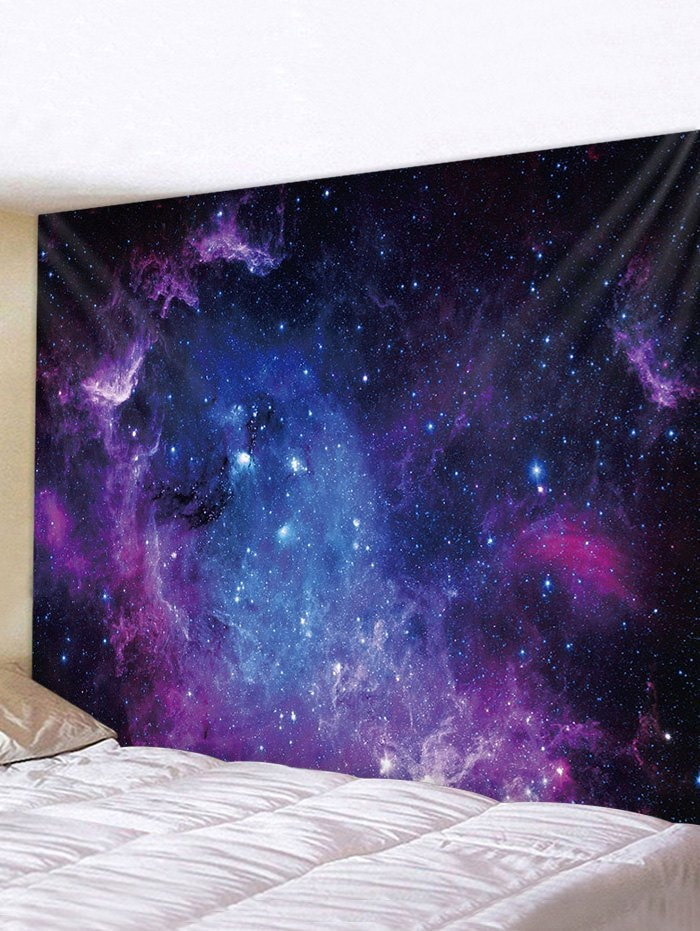 Universe Galaxy Print Tapestry Wall Hanging Art Decoration