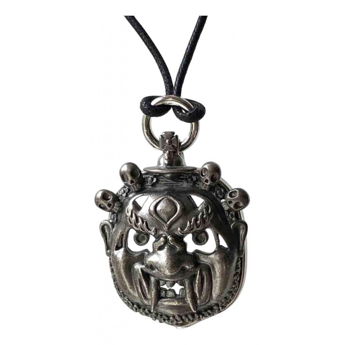 Vivienne Westwood N Grey Metal Jewellery for Men N