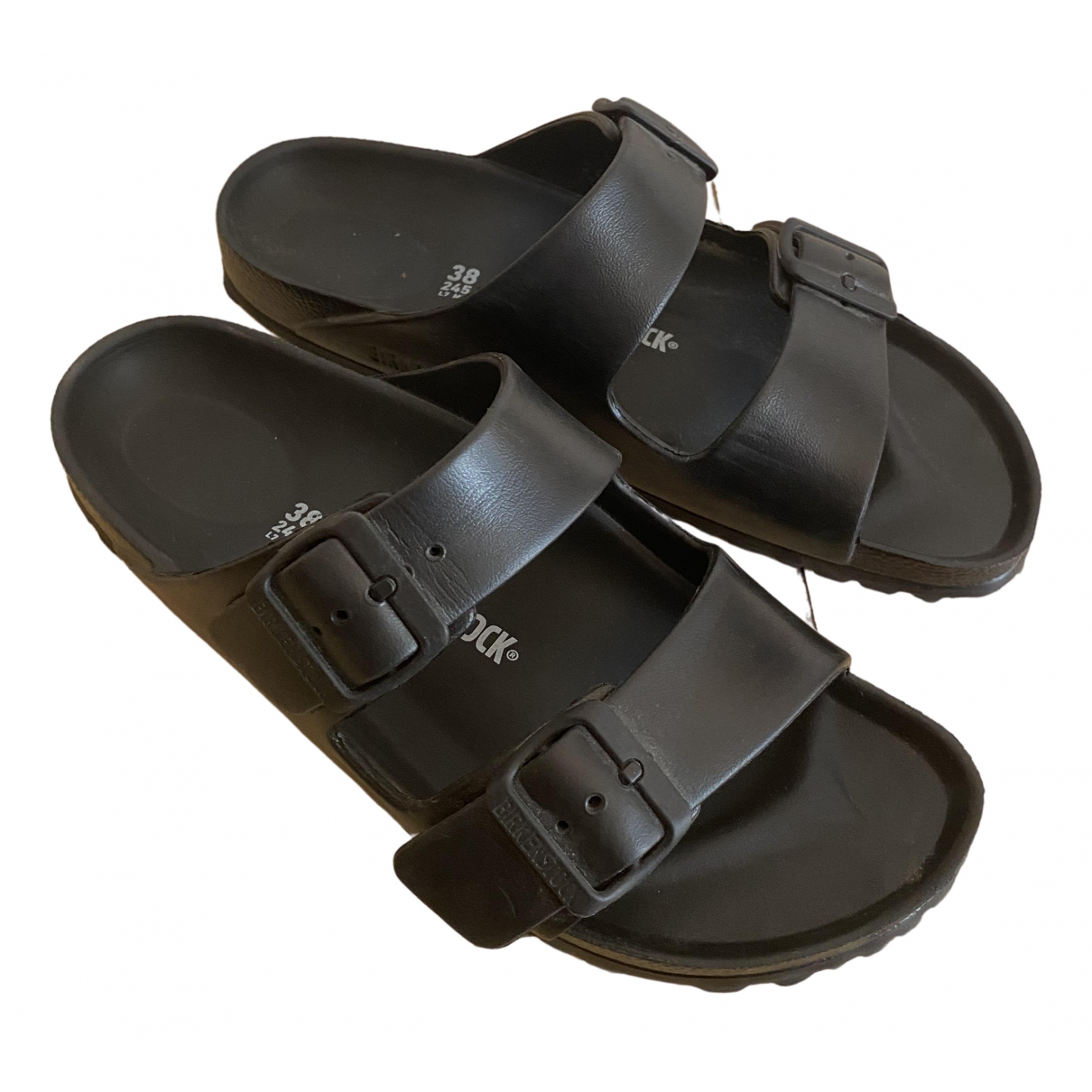 Birkenstock \N Black Sandals for Women 38 EU