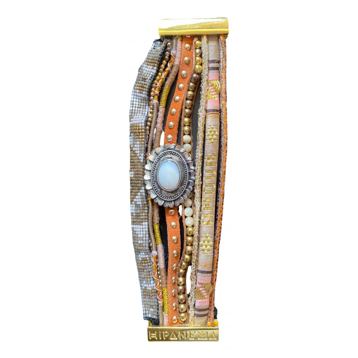 Hipanema - Bracelet   pour femme en acier - dore