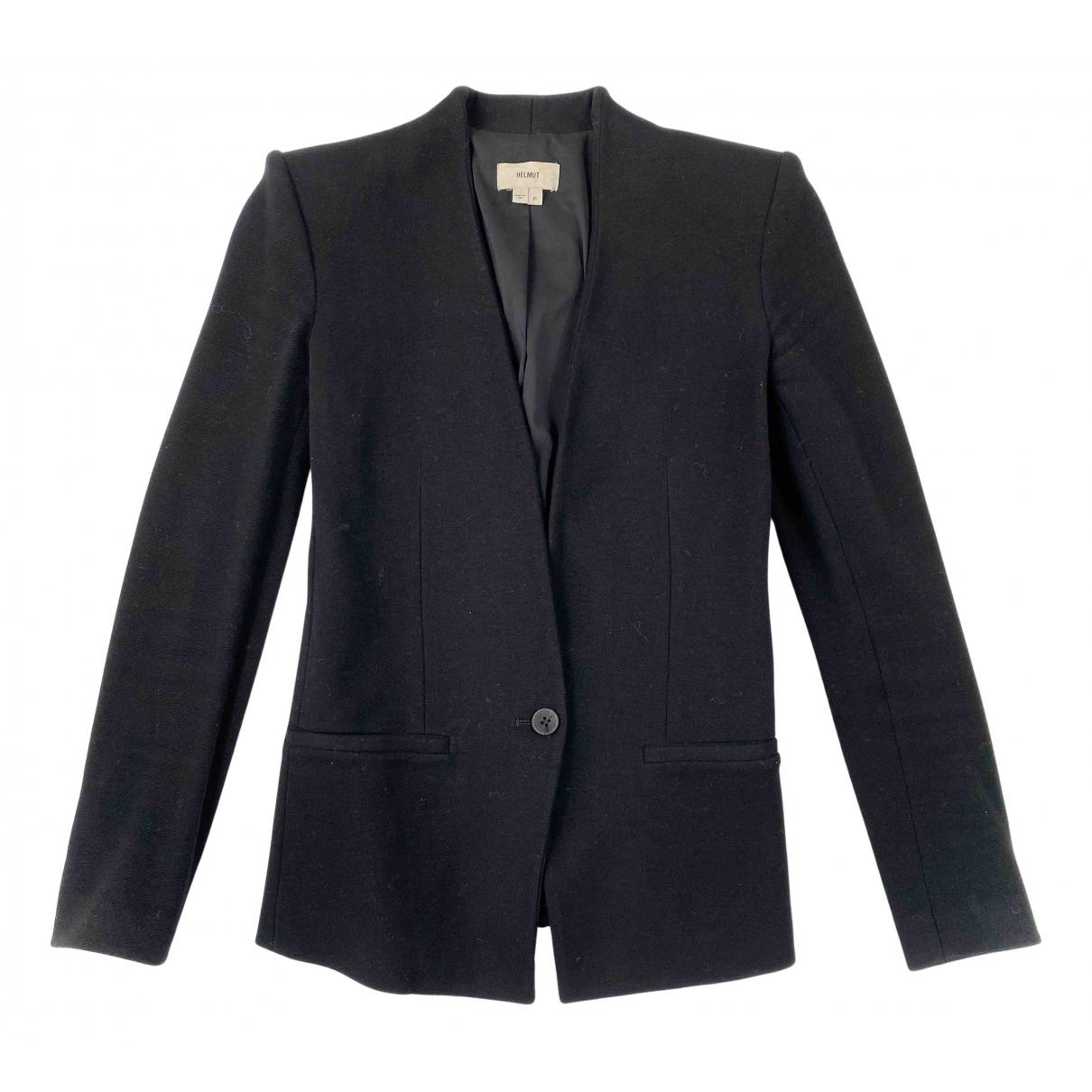 Helmut Lang N Black jacket for Women 8 UK