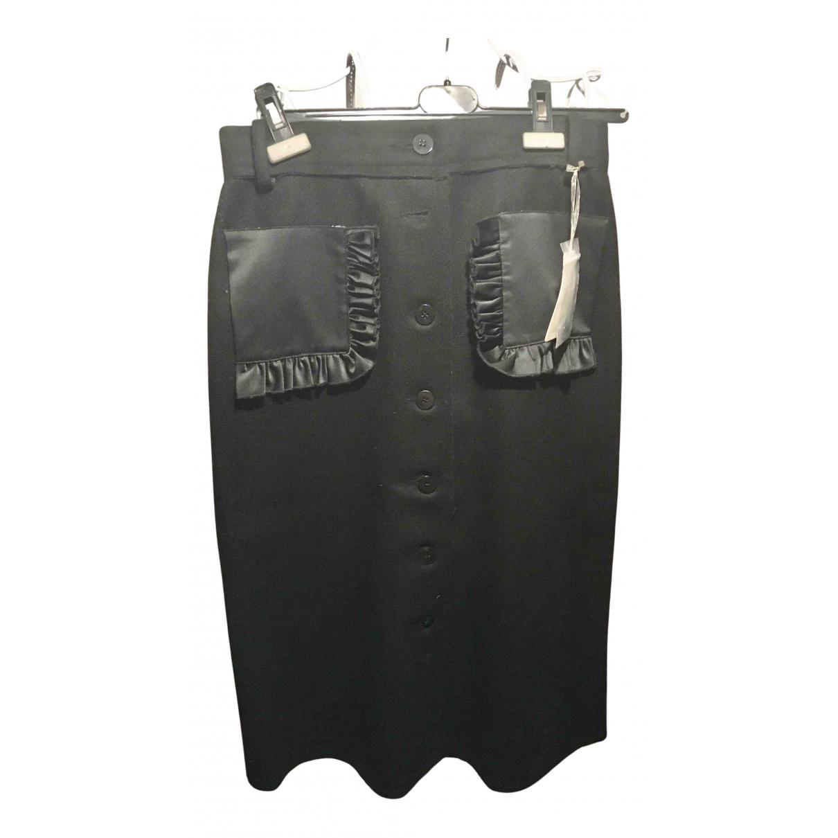Falda maxi de Lana Altea