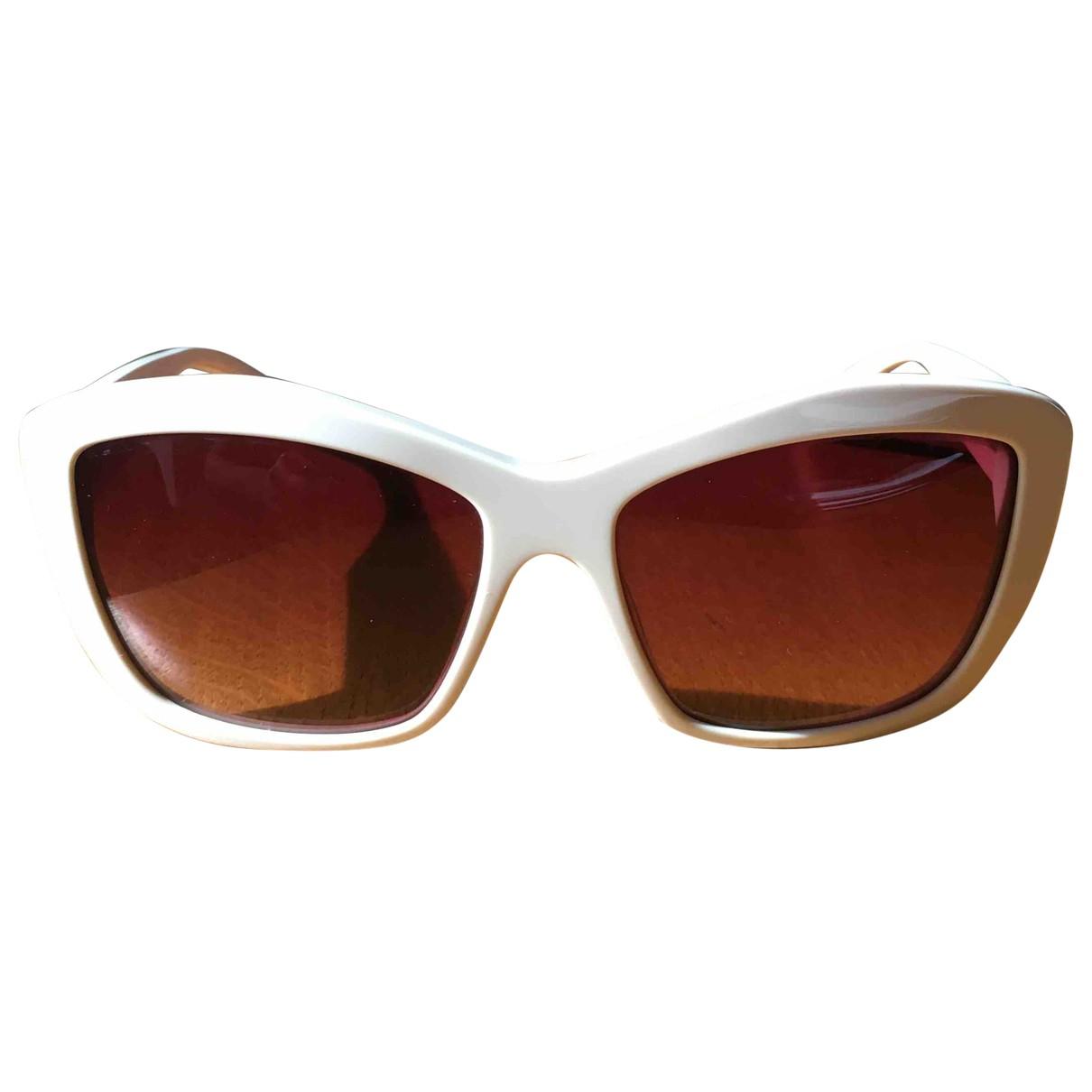 Marimekko \N White Sunglasses for Women \N