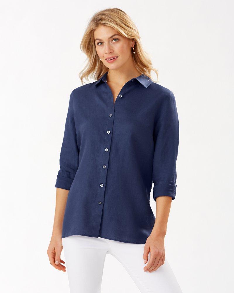 Coastalina Linen Shirt