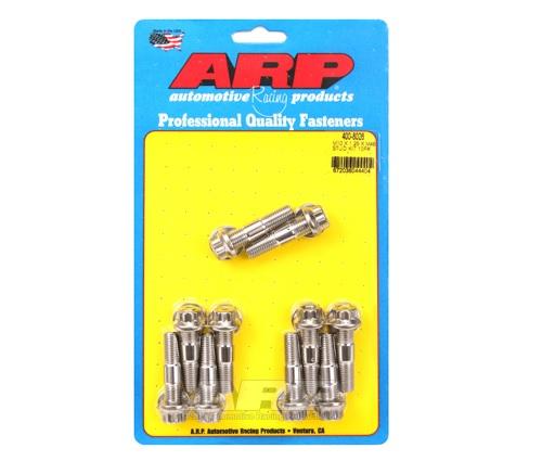 ARP M10 x 1.25 x 48mm Broached 10 Piece Stud Kit