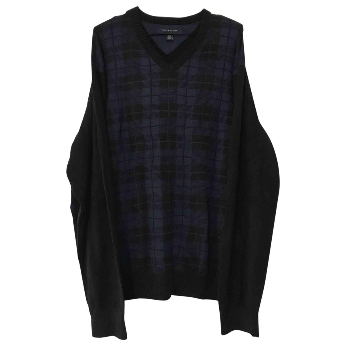 Tommy Hilfiger \N Pullover.Westen.Sweatshirts  in  Bunt Baumwolle