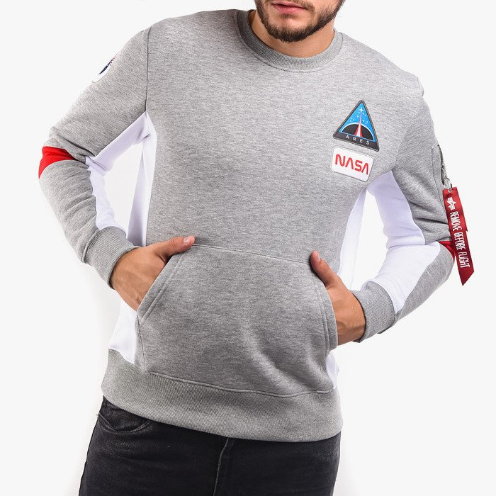 Alpha Industries Space Camp Sweater 198302 17