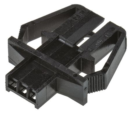 Molex , SL Male Connector Housing, 2.54mm Pitch, 3 Way, 1 Row (10)