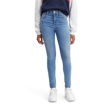 Levi's 720 High Rise Super Skinny Jean, 31 , Blue