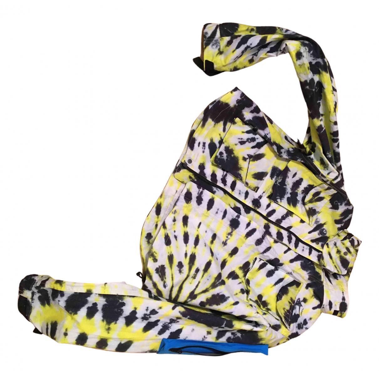 Nike X Off-white - Blouson   pour femme - jaune
