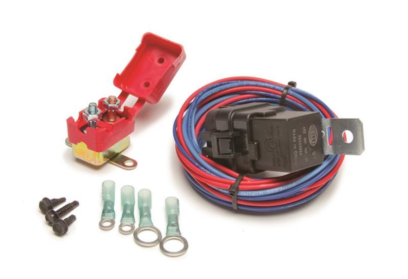 Painless Wiring 30132 Waterproof Water Pump Relay