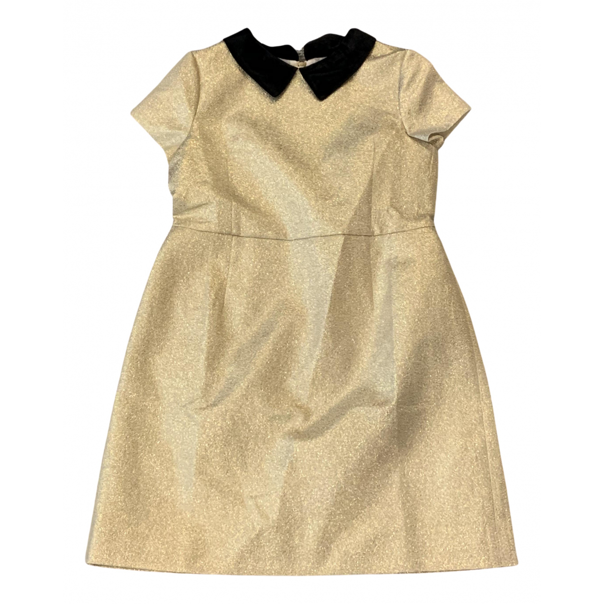 Bonpoint \N Kleid in  Beige Polyester
