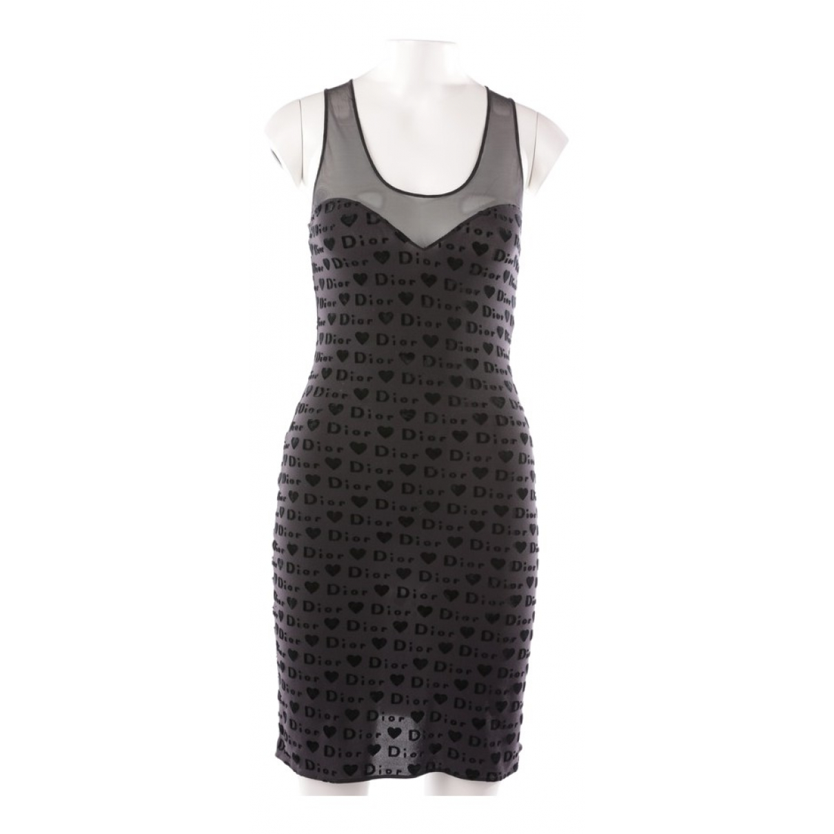 Dior N Black dress for Women 40 FR