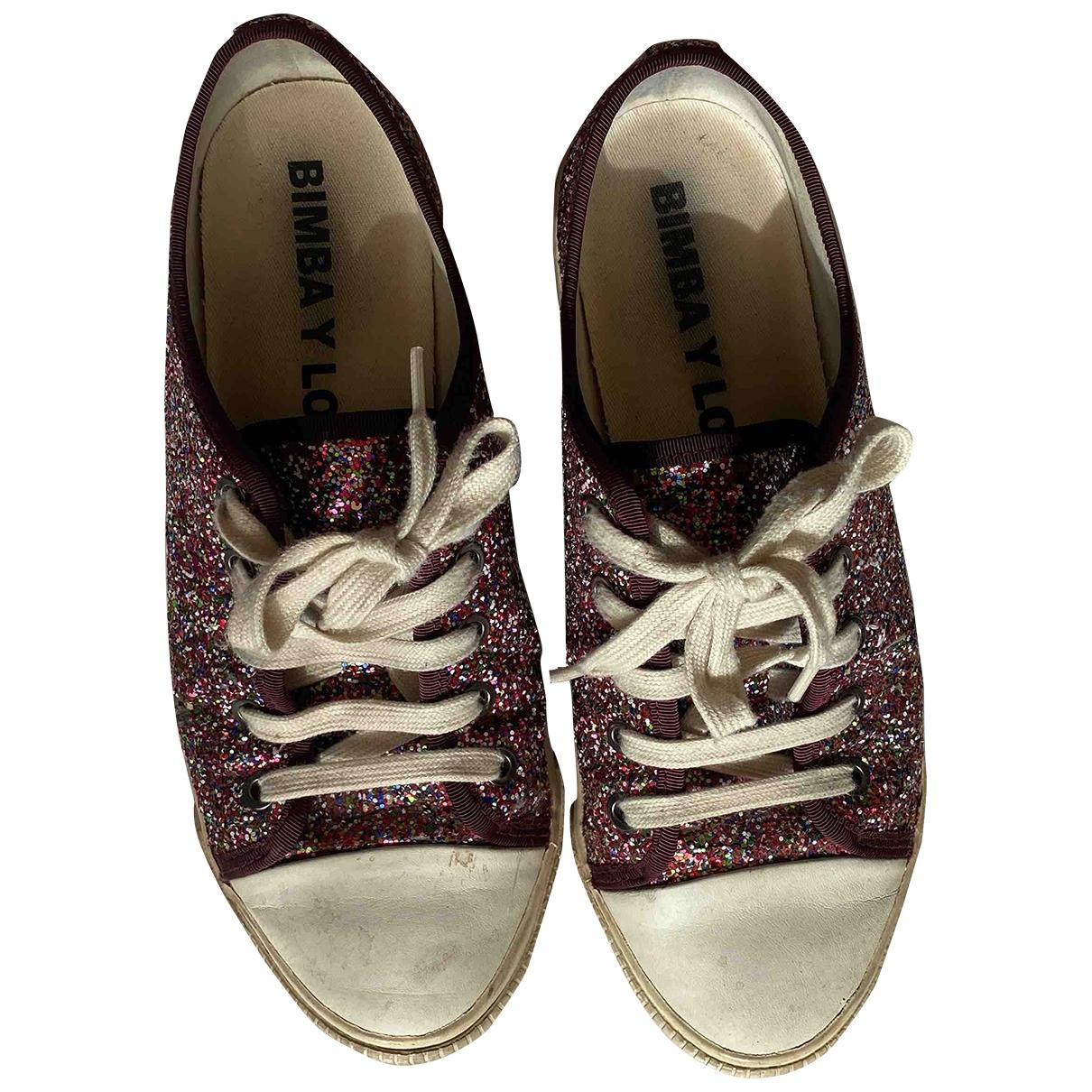 Bimba Y Lola \N Sneakers in  Bunt Mit Pailletten