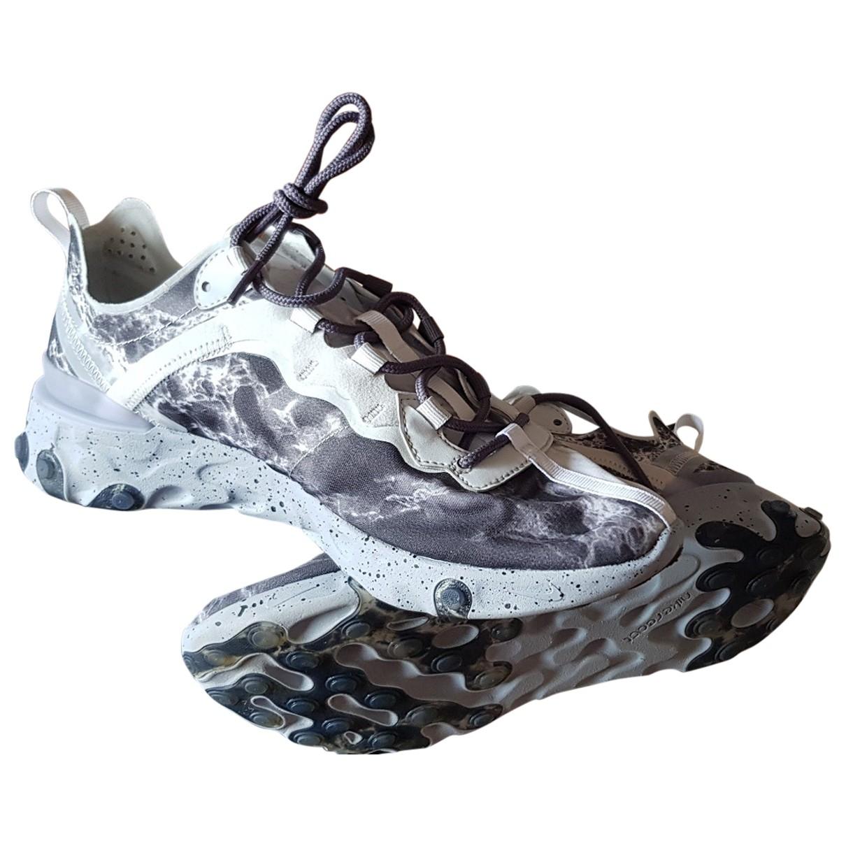 Nike - Baskets React element 55 pour homme - multicolore