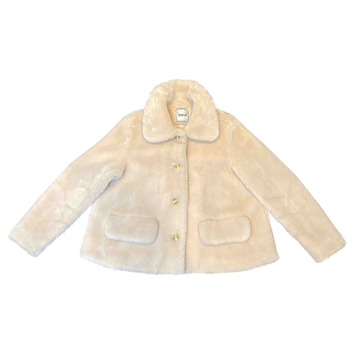 Stand Studio \N Faux fur jacket for Women 36 FR