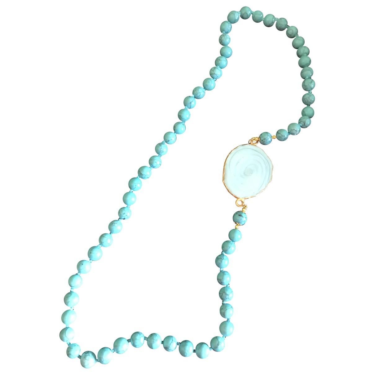 - Bracelet Turquoises pour femme en ceramique - bleu