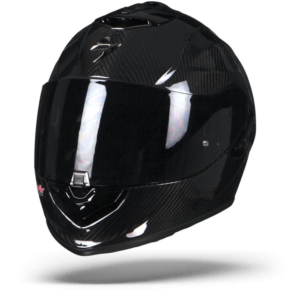 Scorpion EXO-1400 Air Carbon Solid Casco Integral  S
