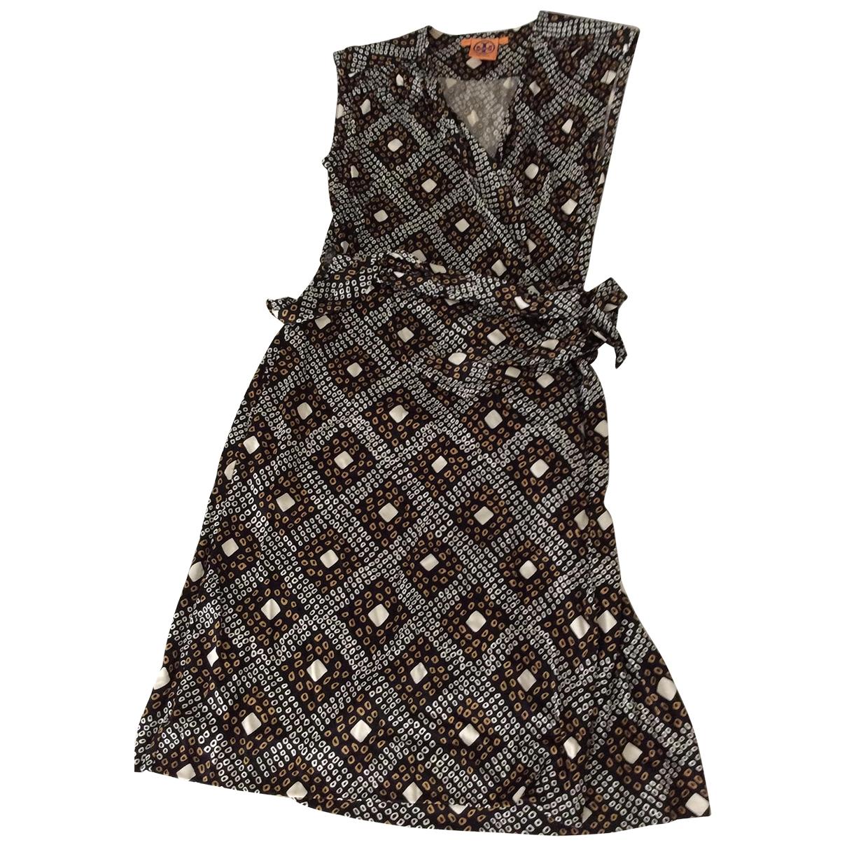 Mini vestido de Seda Tory Burch
