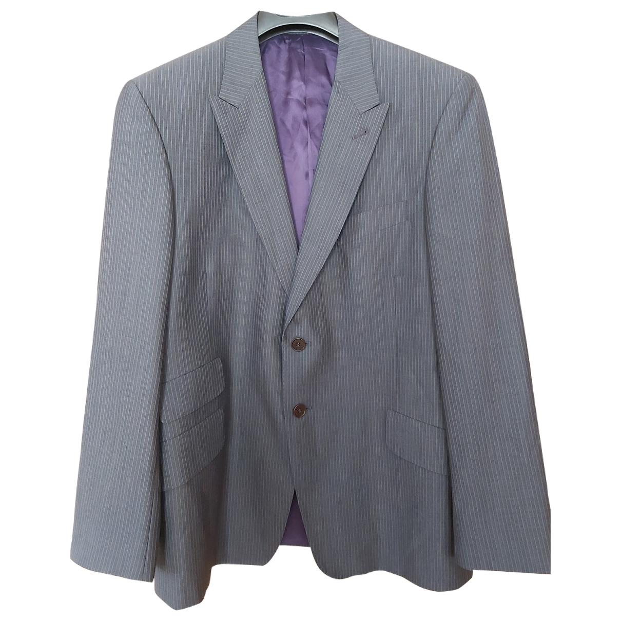 Paul Smith \N Beige Wool jacket  for Men 42 IT