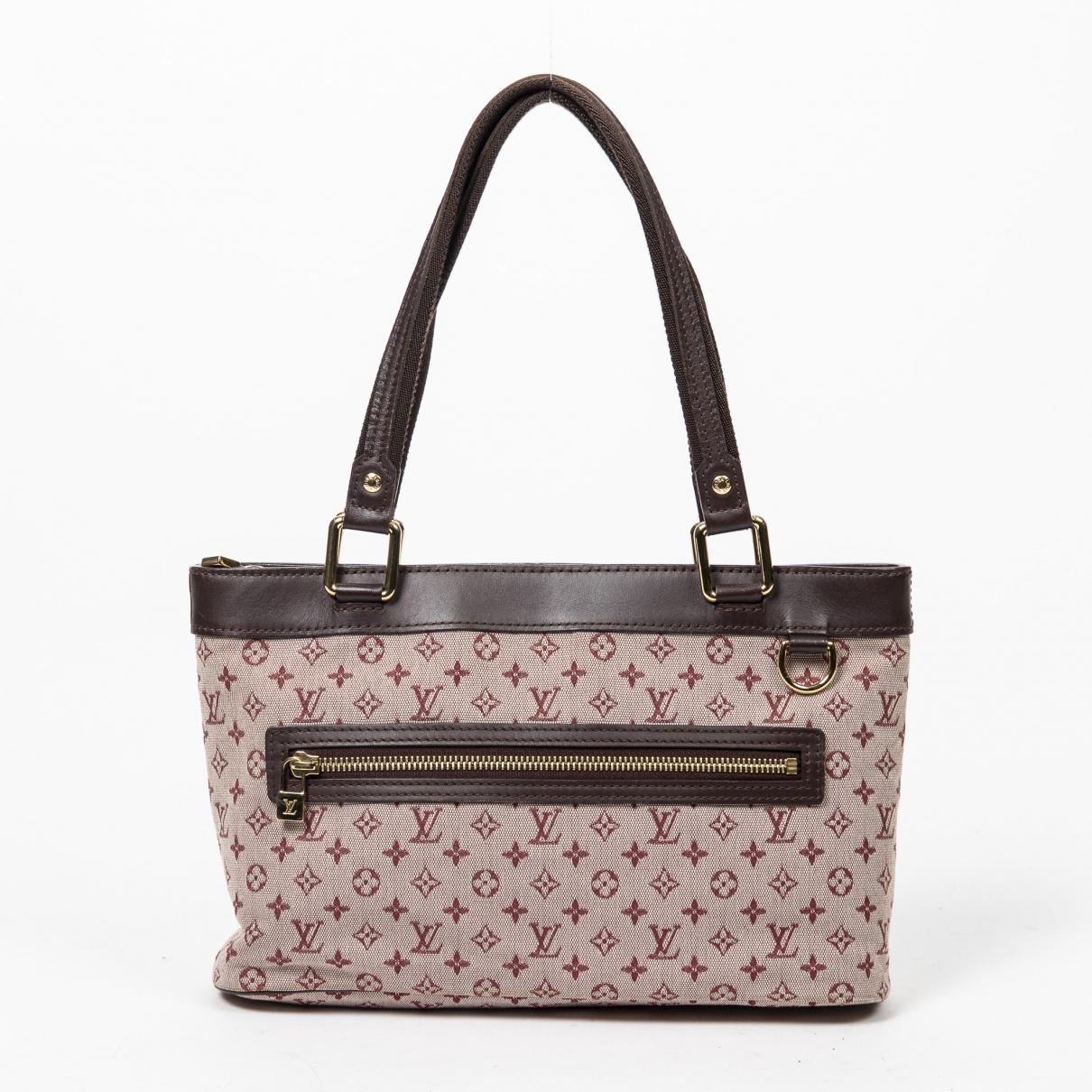 Bolso Lucile de Cuero Louis Vuitton