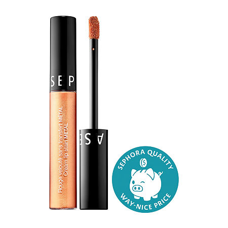 SEPHORA COLLECTION Cream Lip Stain Liquid Lipstick, One Size , Beige