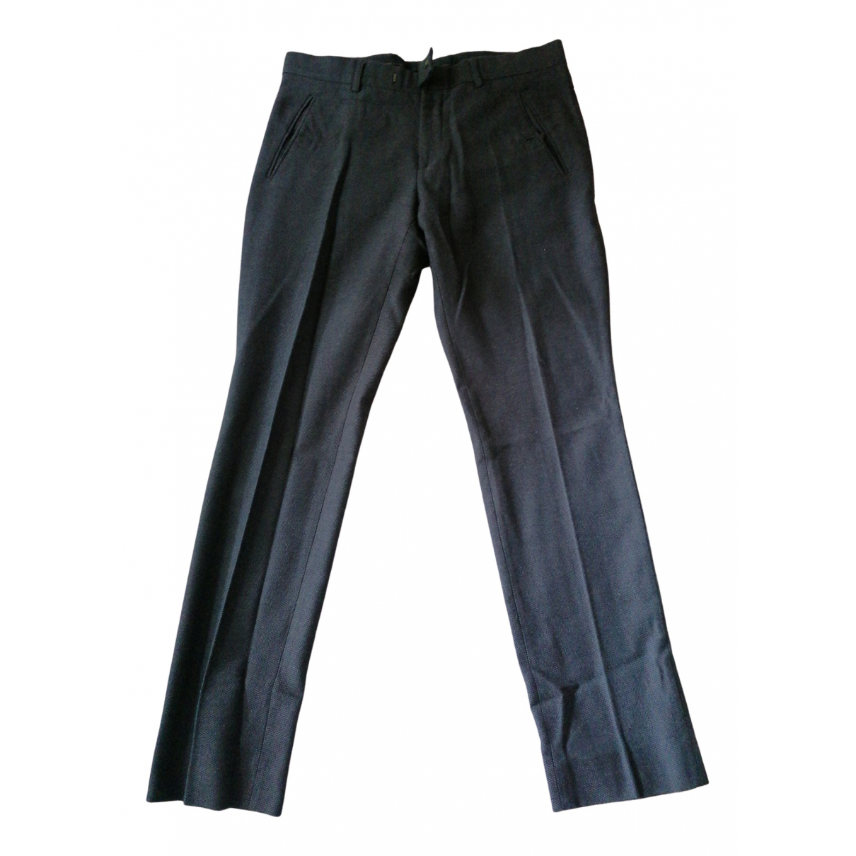 Gucci \N Blue Trousers for Men 52 IT