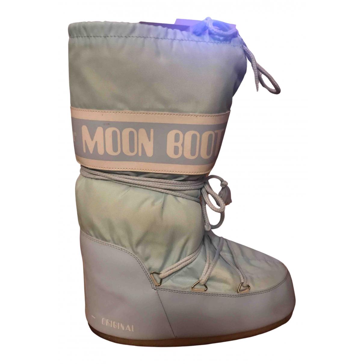 Moon Boot - Bottes   pour femme
