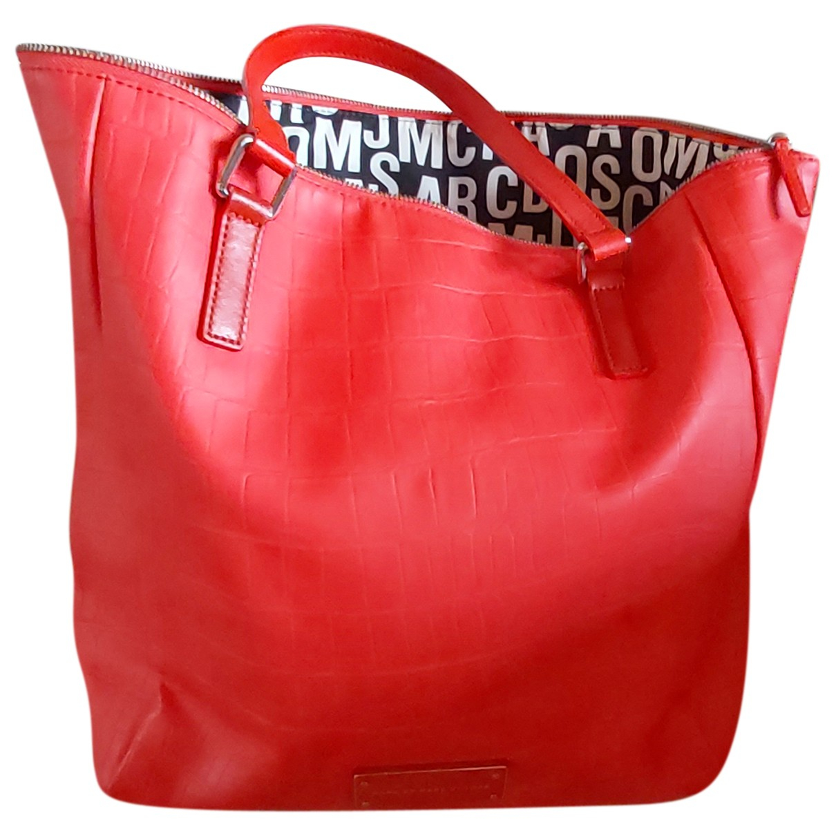 Marc By Marc Jacobs \N Handtasche in  Rot Polyester