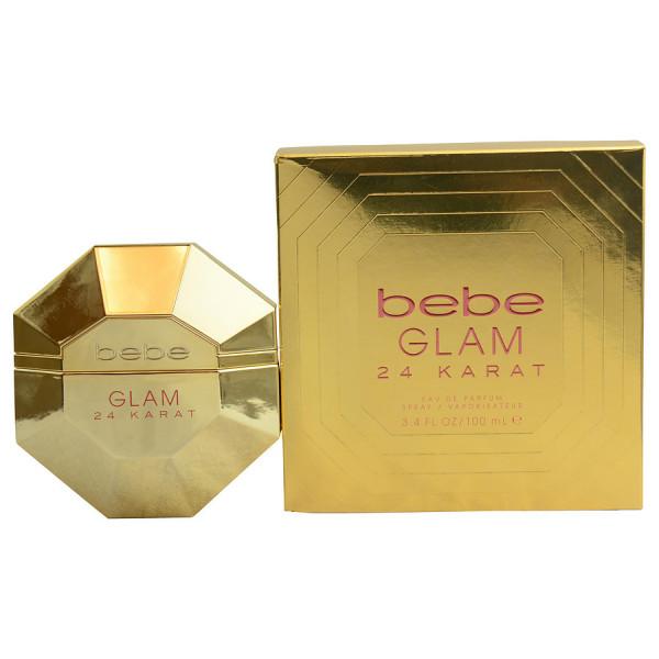 Bebe Glam 24 Karat - Bebe Eau de Parfum Spray 100 ml