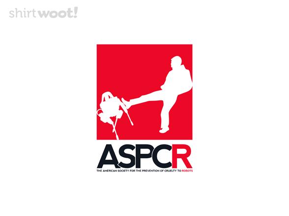 Aspcr T Shirt