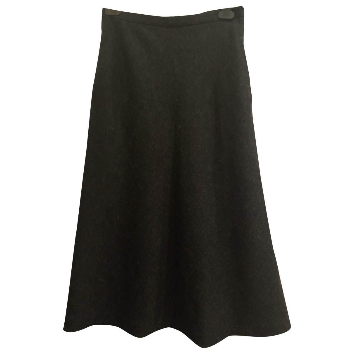 Laurence Bras \N Grey Wool skirt for Women 2 0-5
