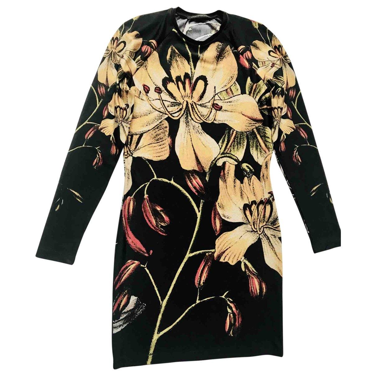 Christopher Kane \N Multicolour dress for Women 38 FR