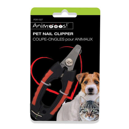 Professional Pet Nail Clipper With Lock - 4.5X1.6 - Animooos