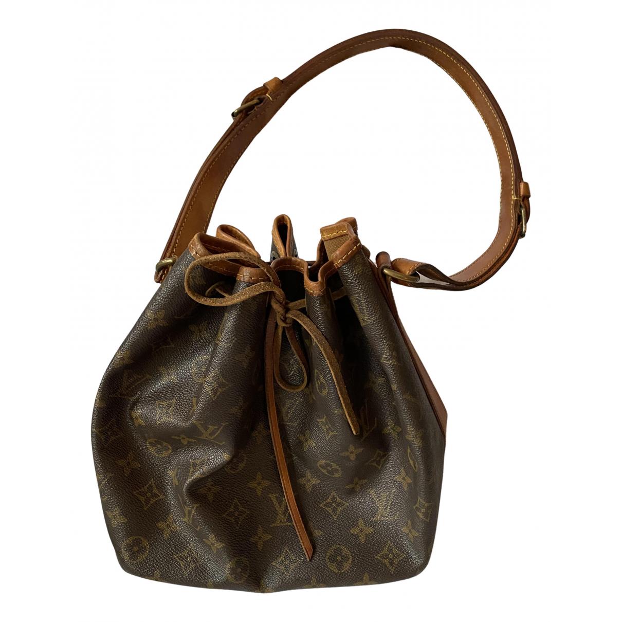 Louis Vuitton - Sac a main Noe pour femme en toile