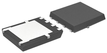 ON Semiconductor N-Channel MOSFET, 210 A, 40 V, 5-Pin DFN  NTMFS5H414NLT1G (1500)