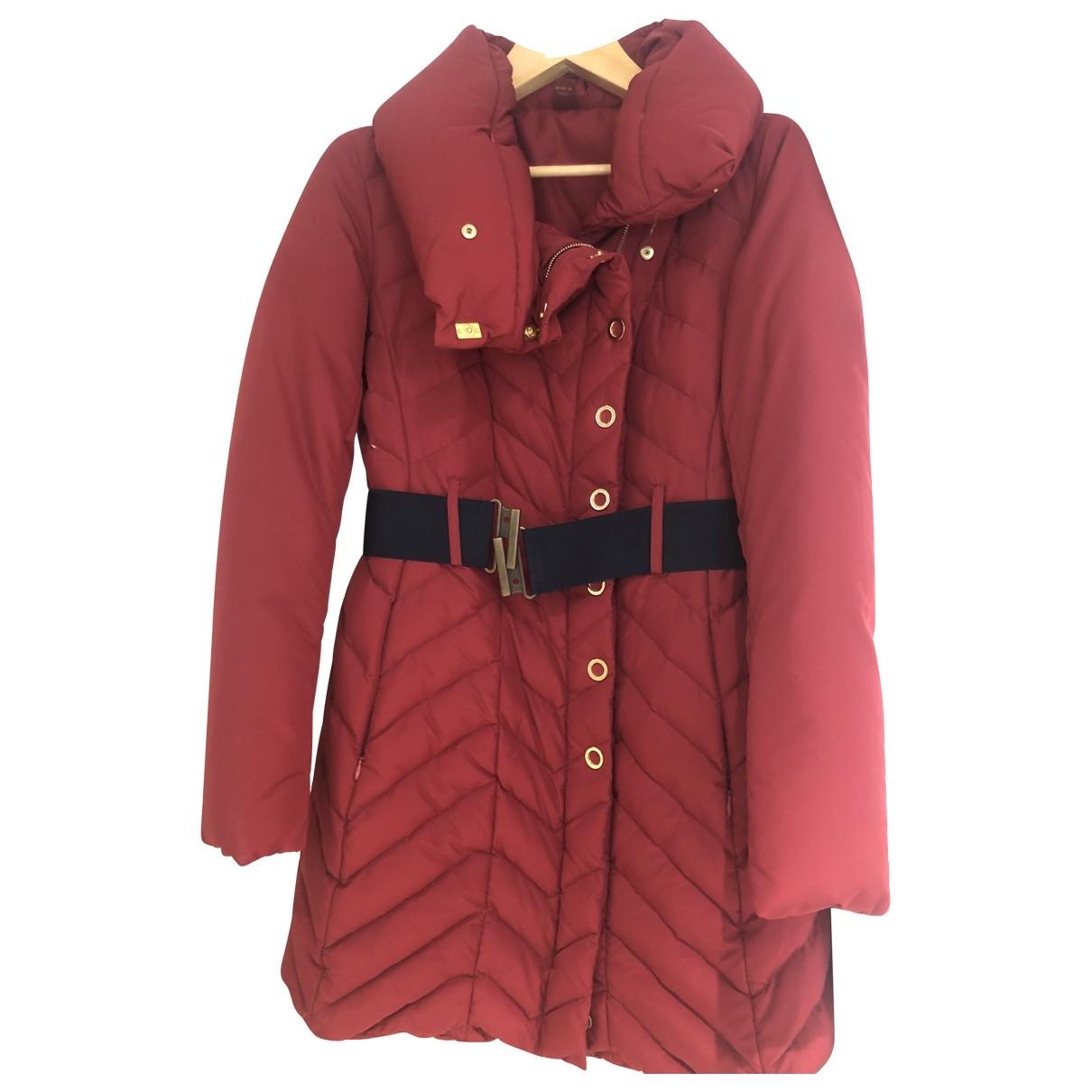 Dondup - Manteau   pour femme - rouge