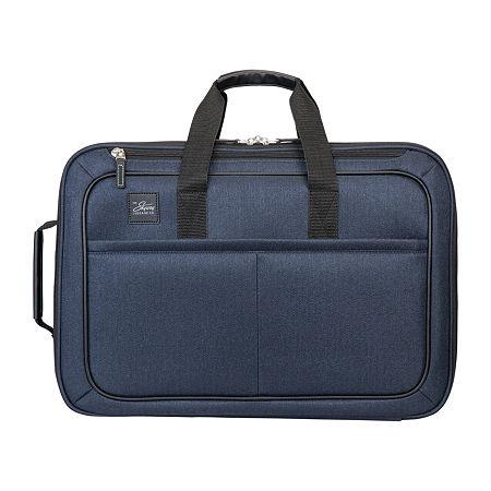 Skyway Eastlake 20 Inch Lightweight Luggage, One Size , Blue