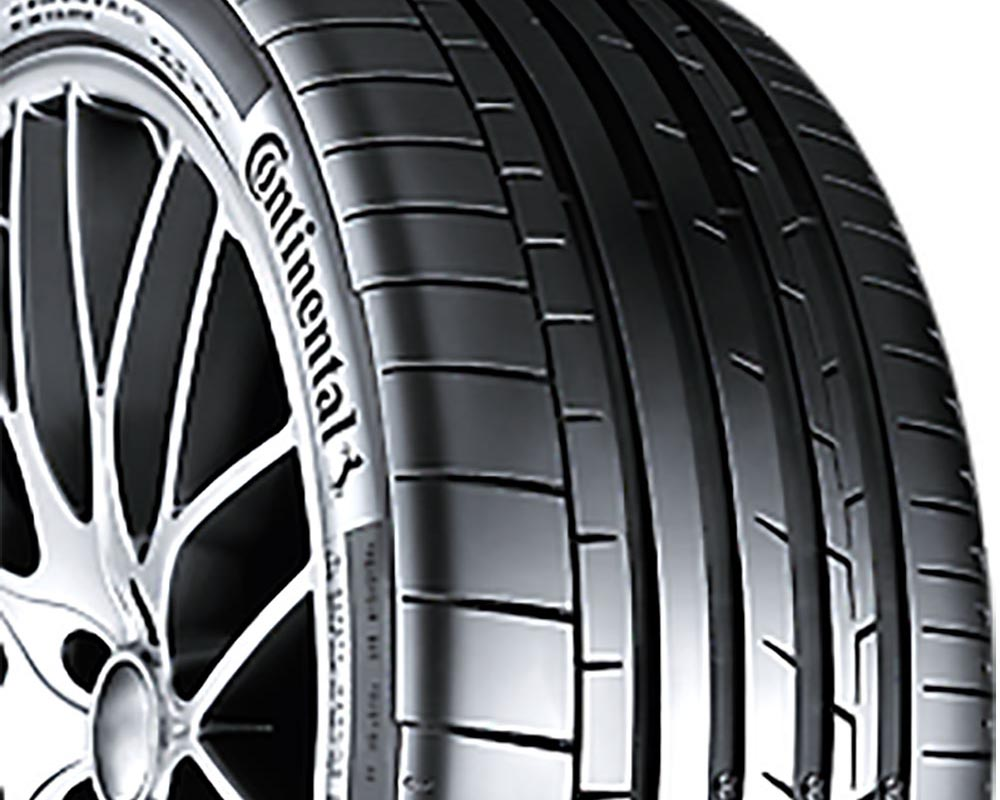 Continental 03579970000 Sport Contact 6 Tire 255/35 R19 96Y XL BSW VM