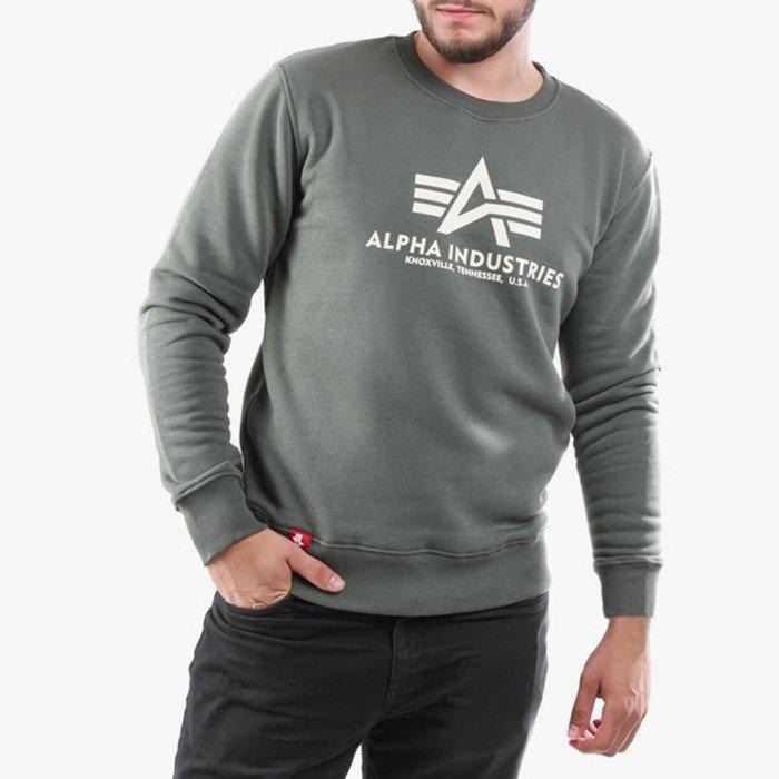 Alpha Industries Basic Sweater 178302 432