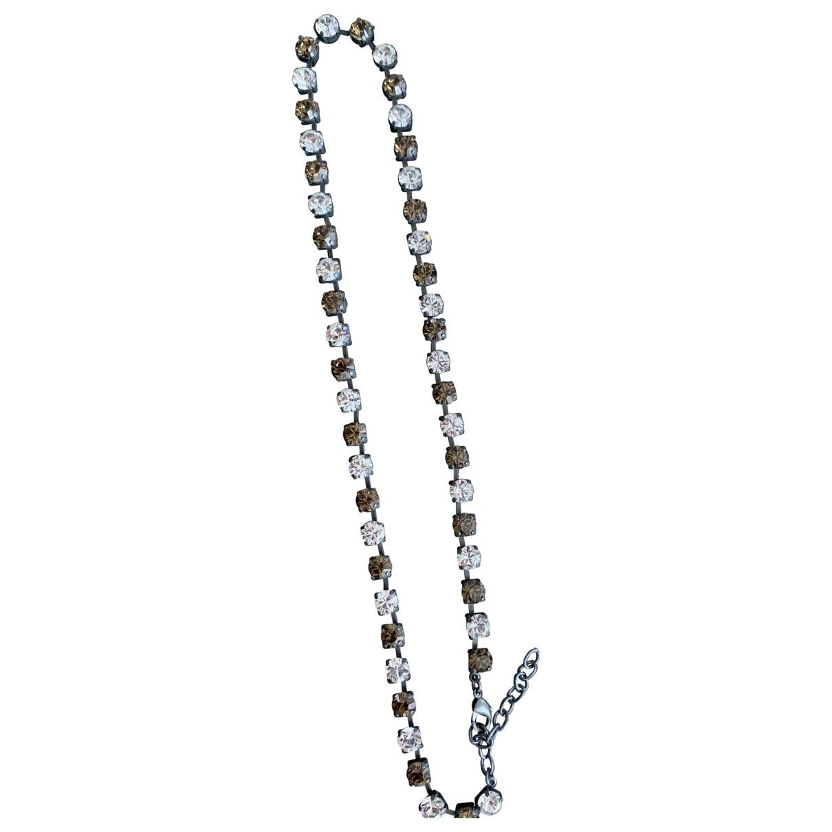 - Collier   pour femme en perles